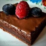 Klasyczne czekoladowe...