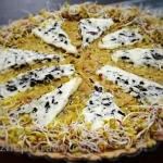 Tarta z serem pleśniowym