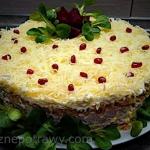 Tort sałatkowy z...