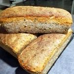 Pierwszy chleb na...