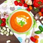 Zupa pomidorowa z biala f...