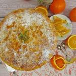 Pomaranczowe ciasto ryzow...