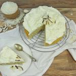 Ciasto mocno kokosowe