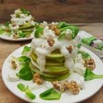 Salatka gruszkowo - jablk...