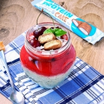 Proteinowy pudding...