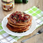 Kasztanowe pancakes z...