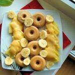 48.  Żytnie mini donuts...