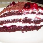 Wysmienity tort Czekolado...