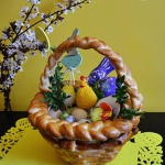 Wielkanocny koszyk -...