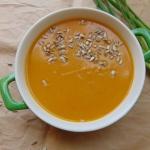 Limonkowa zupa krem  z...