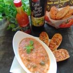 Hiszpanska zupa pomidorow...