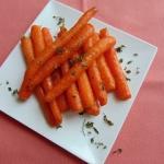 Mini marchewki karmelizow...