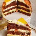 Tort Pomarańczowo...