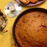 Pyszne ciasto marchewkowe...