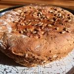 Prosty i szybki chleb...