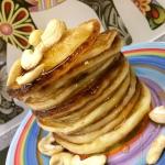 Bananowe pancakes z miode...