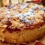 Pyszne ciasto drożdżowe