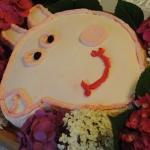 Tort Świnka Peppa -...