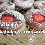 Muffinki czekoladowo-trus...