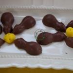 Czekoladowe myszki z masa...