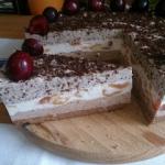 czekoladowo czereśniowy...