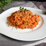 Risotto pomidorowe ze...