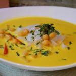 wegańska zupa tajska na...