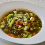weganska zupa szczwiowa z...