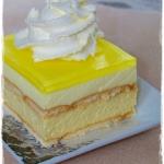 Ciasto cytrynowe bez...