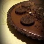 Tarta Oreo z czekoladowym...