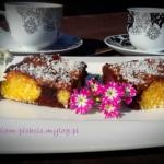 Ciasto czekoladowe z sero...