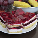 Ciasto wisniowe