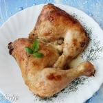 Kurczak w sosie majonezow...