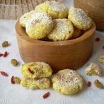 Ciasteczka z maki kokosow...