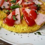 Puszysty omlet...