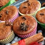 Piernikowe muffinki...