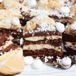 Ciasto Gora lodowa w wers...