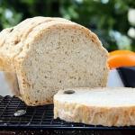 Prosty chleb na gotowym z...
