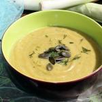 Zupa krem z calych mlodyc...