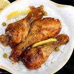 Kurczak w marynacie...