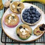 Zdrowe muffinki bez...
