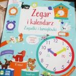 Zegar i kalendarz....