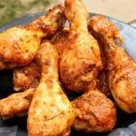 Pieczone udka z kurczaka ...