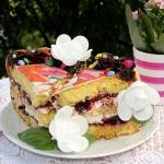 Szybki tort smietanowy z ...