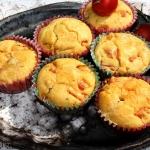 Muffiny bazyliowe z...