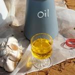 Domowy olej czosnkowy na...