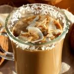 Kawa z mleczkiem...