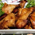 Kurczak pieczony w rekawi...