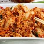 Kimchi - tradycyjne...