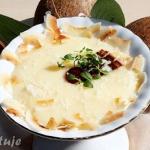 Kokosowo-waniliowy deser ...